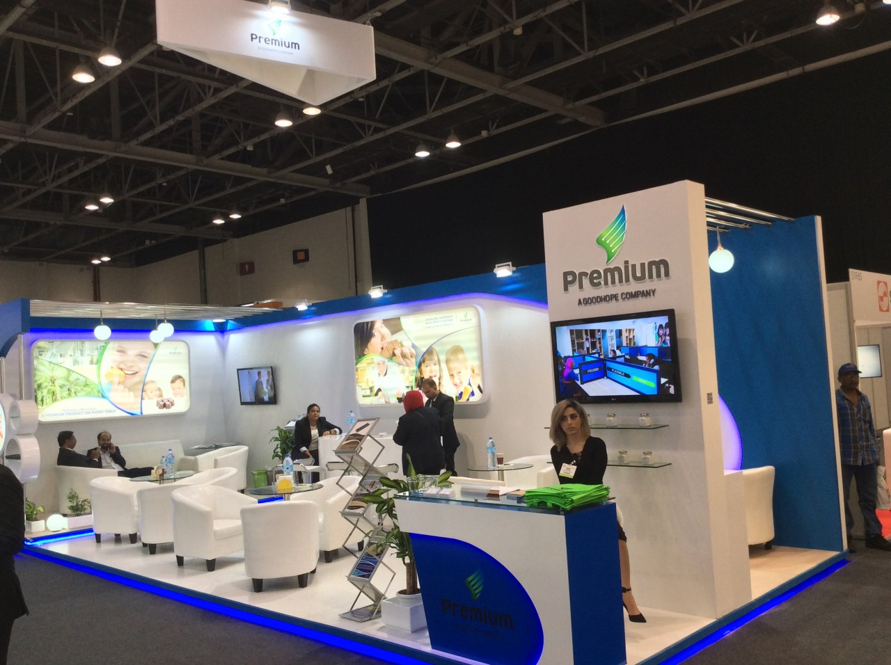 Premium participates at Gulfood manufacturing 2016
